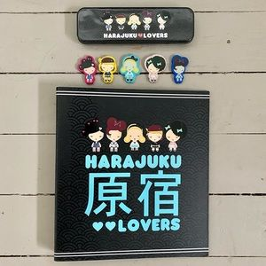 Harajuku Lovers School Set